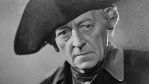 Otto Gebühr in der Rolle Friedrich des Großen.